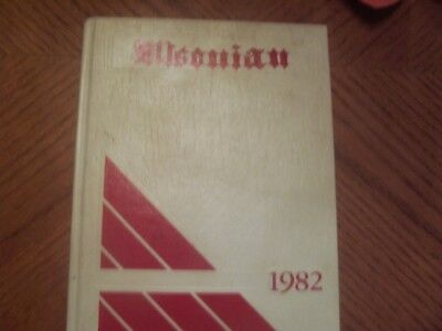 St Peters High School Yearbook Mansfield Ohio 1982 Petrarchan