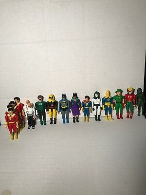 HUGE LOT of DC Pocket Heroes- Prototypes, Limited Edition, Etc!!! RARE MUSE SEE.