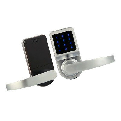 Digital Smart Elektronische Türschloss Keyless Touch Screen Eur 77