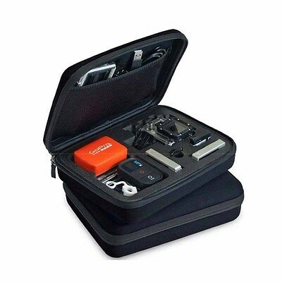 For GoPro Hero 1 2 3+ 3 4 SJ4000 Action Cam Camera Small Travel Carry Case Bag