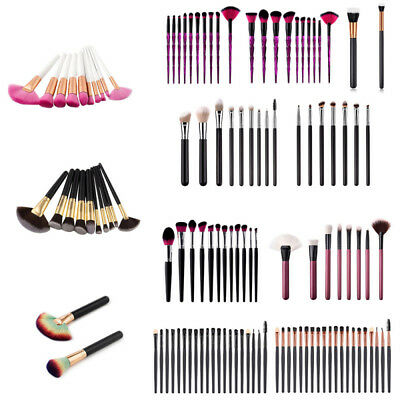 Pro Professional Jessup Makeup Brush Cosmetic Single Eyeshadow Eyeliner Brow Lip