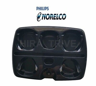 Philips Norelco G370 All in One Groomer Storage Stand Attachment Holder Black