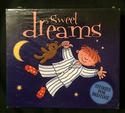 Sweet Dreams 3 Cd Audio Stories For Bedtime Brand New Sealed