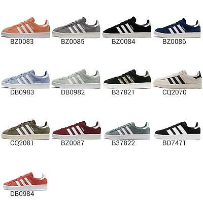 cheap for discount c1f0b 5f075 adidas Originals Campus Mens  Womens Casual Shoes Classic Retro Sneakers  Pick 1