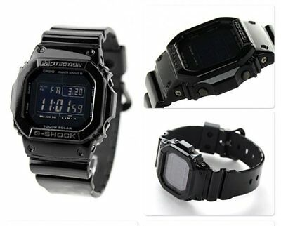 GW-M5610BB-1 G-shock Watches Digital Resin Band New