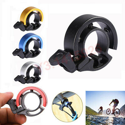 Aluminum Alloy Loud Horn Bike Bell Cycling Handlebar Alarm Ring For MTB Cycling