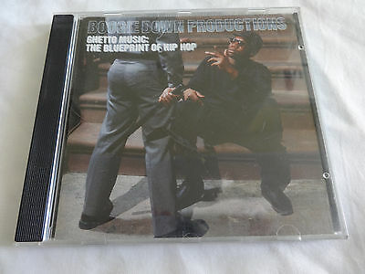 boogie down productions - ghetto music the blueprint of hip hop 1989 cd