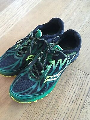 Saucony Trail Running Shoes UK Size 10