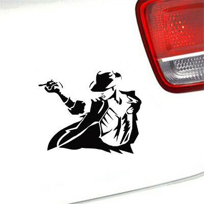 Michael Jackson Sticker Vinyl Decal Car Laptop Window Wall Bumper Decor Gift