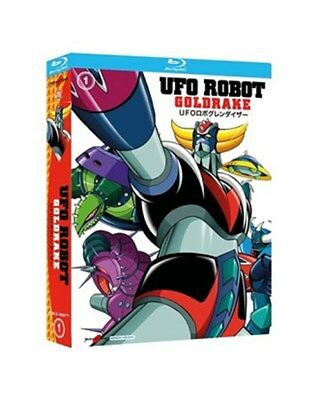 UFO ROBOT GOLDRAKE VOL. 1 Blu-Ray