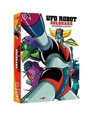 Ufo Robot Goldrake Vol. 1 Dvd