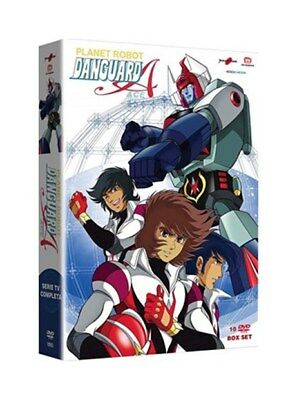 Planet Robot Danguard Dvd