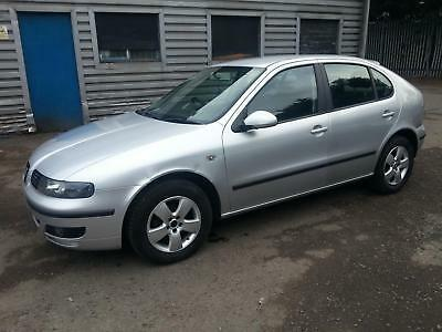 Seat Leon 1.6 S 54 Reg Alloys 5Dr Low Miles 85K