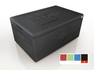 KÄNGABOX®, Thermobox, EXPERT, GN 1/2, 19 Liter, Farben wählbar, MADE IN GERMANY