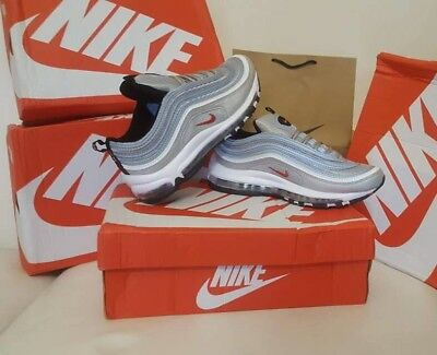 Nike Air Max 97 NUOVE - Silver - White - Black - Sneakers