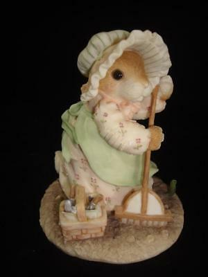 1997 My Blushing Bunnies~Sow Kindness and You'll Reap Friendship~w/Box