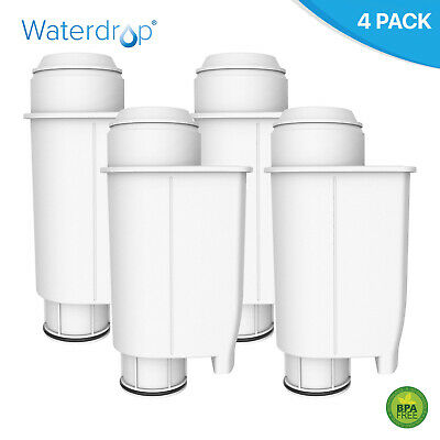 4 x Waterdrop Coffee Filter compatible with the Brita Intenza+, Philips Saeco