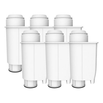 6 x Waterdrop Coffee Filter compatible with the Brita Intenza+, Philips Saeco