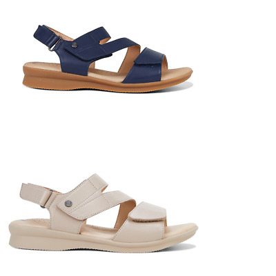 Womens Hush Puppies Nyssa Sandals Straps Summer Casual Work Comfortable Shoes