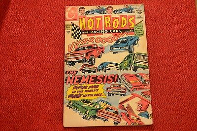Hot Rods and Racing Cars #103 - Make an Offer - 1970!!  Rare!!