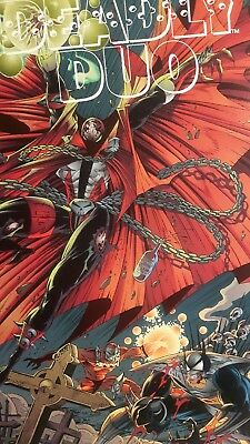Spawn * The Deadly Duo * # 1 * First Printing 1995 *