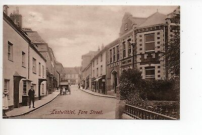 Fore Street, Lostwithiel, Cornwall (1)