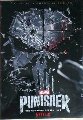 The Punisher Season 1-2 DVD Box Set Brand New Sealed Fast & Quick Postage