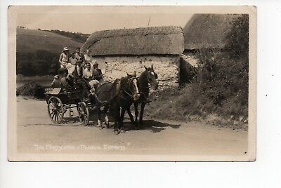 """""""The Portscatho - Perquil Express"""", Cornwall"""