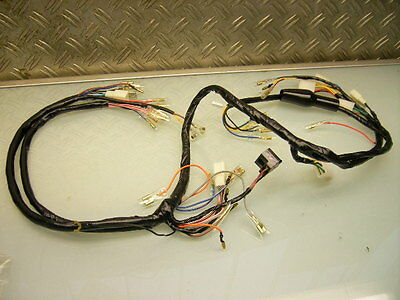 Yamaha 584-82590-60 Kabelbaum Xs650C 1976 Wiring Loom Wire Harness Electrical