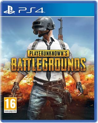 Player Unknown's Battlegrounds (PS4) IN STOCK NOW Brand New & Sealed UK PAL