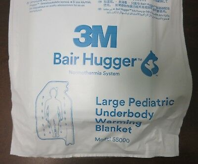 3M 55000 Bair Hugger Large Pediatric Underbody Warming Blanket