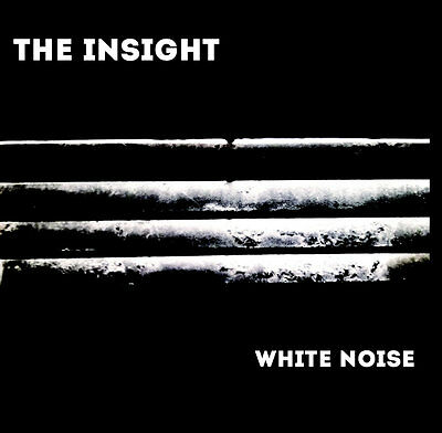 THE INSIGHT White Noise 2 LP Vinyl Dark wave Post Punk Gothic Cold Wave NEW!