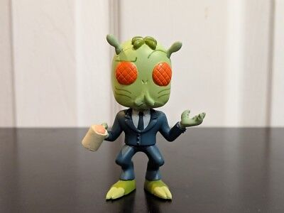 FUNKO Rick And Morty Series 2 CORNVELIOUS DANIEL Mini HOT TOPIC Exclusive