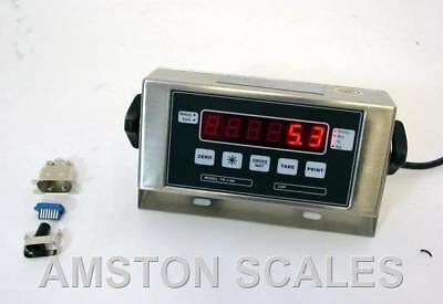 Display Head Monitor Load Cell Truck Floor Weigh Scale Animal Box Trade Legal Tr
