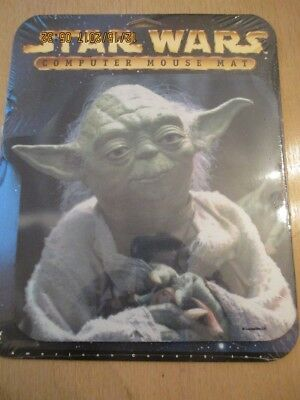 YODA Star Wars Mouse Pad Mousepad licensed