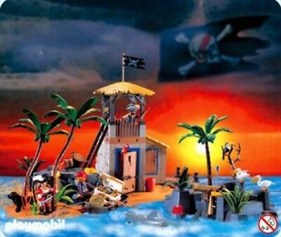 Piratenlagune - 3938-A - PLAYMOBIL®