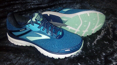Brooks Adrenaline GTS 18 Women's Size - UK 6.5 BLUE