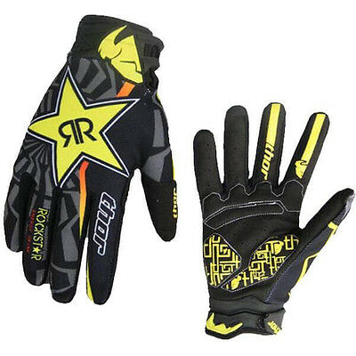 Rockstar Energy Motocross Gloves