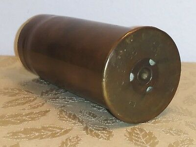 RARE KARLSRUHE 27 Antique 1901 WWI C97.98 MILITARY SHELL
