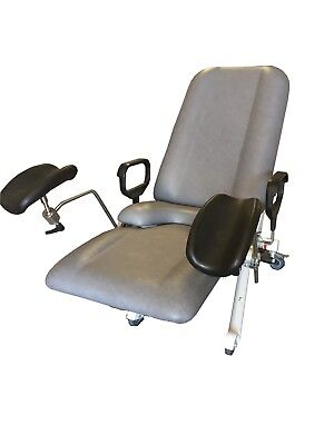 Stille Sonesta 6300 Urology OBGYN 3 Function Power Procedure Chair
