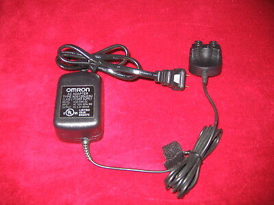AC Power Adapter replacement model 41250380-DC for the Omron NE-U22V nebulizer