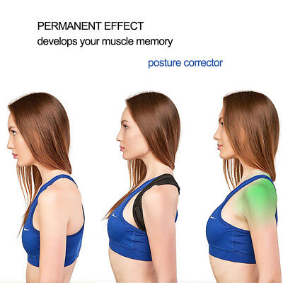 Adjustable Posture Corrector Support Brace For All Ages, Family Health Gift