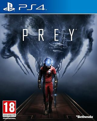 Prey (PS4) Brand New & Sealed Fast UK Shipping