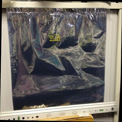 very Large Static Shielding Bags  52 x 56cm ie nearly 2ft square
