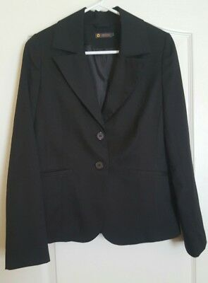Noppies Maternity black blazer size small