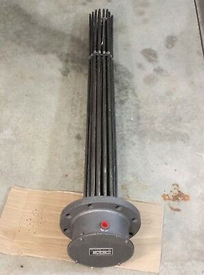 ASB PFIU-14783MR Heating Element, 6-150# Flange, 460V 3ph 26kW, NEMA 4 Enclosure