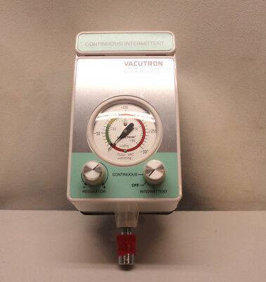 Vacutron Continuous/Intermittent Suction Regulators 22-05-0513