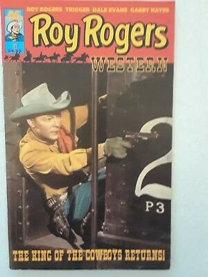 Ac Comics Roy Rogers Western #1 1998 The King Of The Cowboys Returns