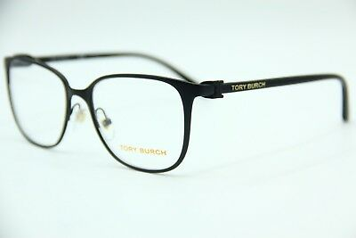 bf521423f752 New Tory Burch Ty 1053 3079 Black Eyeglasses Authentic Frame Rx Ty1053 51-17