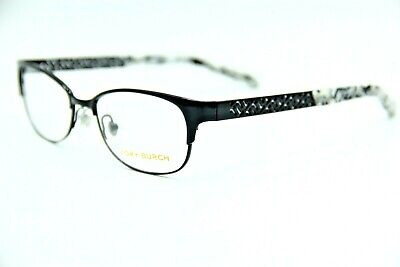 2c0f5d9abeac New Tory Burch Ty 1047 3079 Black Eyeglasses Authentic Frame Rx Ty1047 49-16